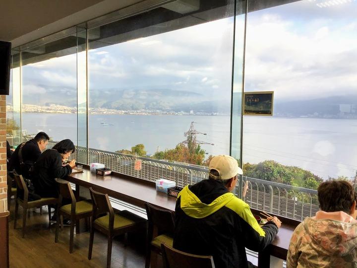 1104諏訪湖SAレストラン