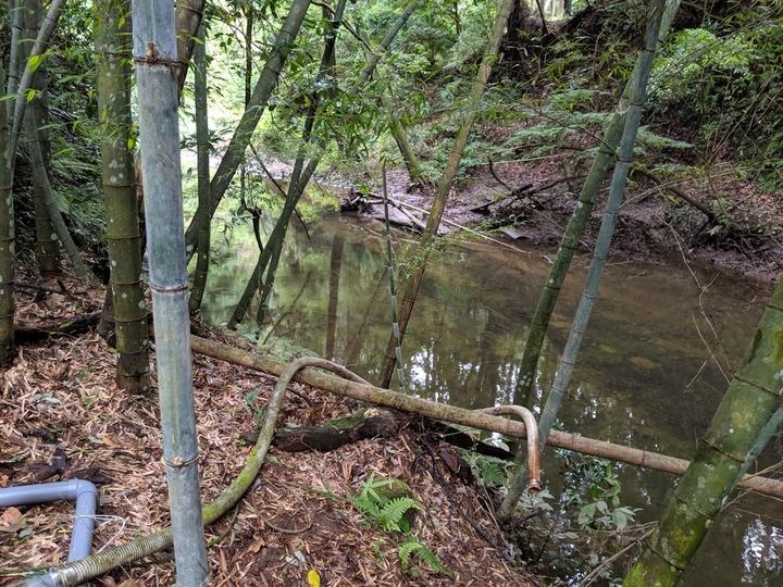 0705川の増水