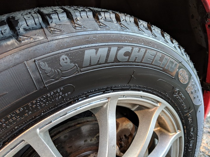 1229新タイヤ