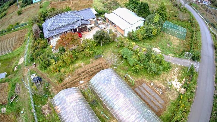1022農場家周辺