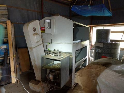 0429乾燥機を処分.JPG