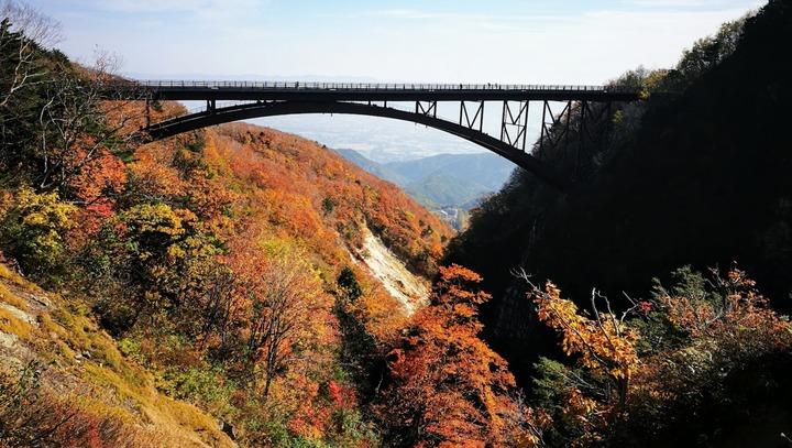 1027不動橋と福島盆地