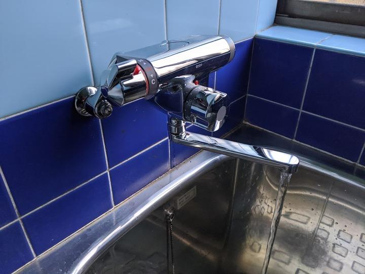 0305定量混合水栓