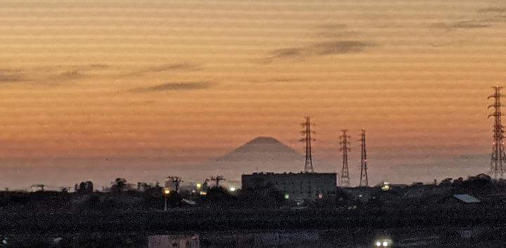 0222今日の富士