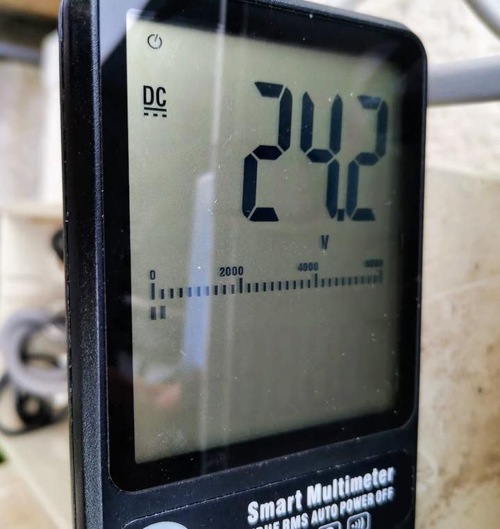 0621ポンプ電圧