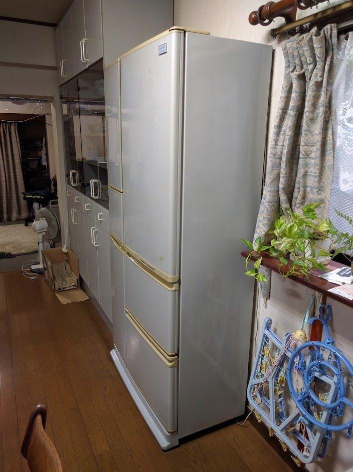 1102冷蔵庫横浜旧