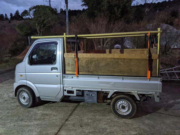 0111モミガラ運搬モード