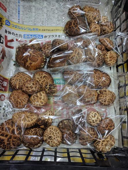 0402原木シイタケ
