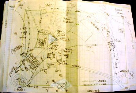 「海炭市」地図