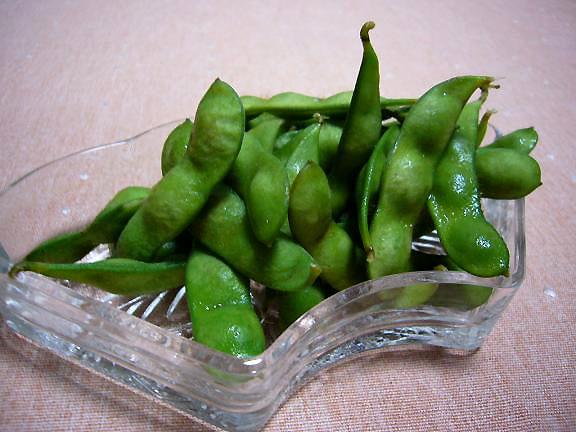 仙台ちゃ豆→どうして仙台のちゃ豆は味が薄いんだろう?
