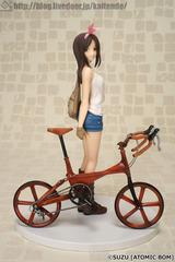 自転車と女の子_デコマス01