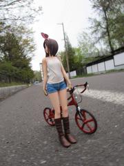 自転車と女の子_08