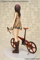 自転車と女の子_デコマス02