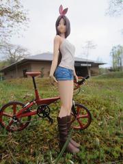 自転車と女の子_07