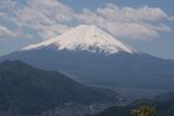 8 山頂からの富士山