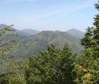 3 九鬼山からの高川山