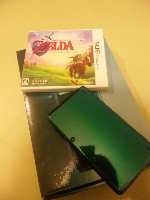 ゼルダの伝説3DS