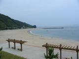 浮座敷と大砂全景