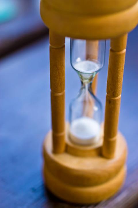 ブログ用 砂時計