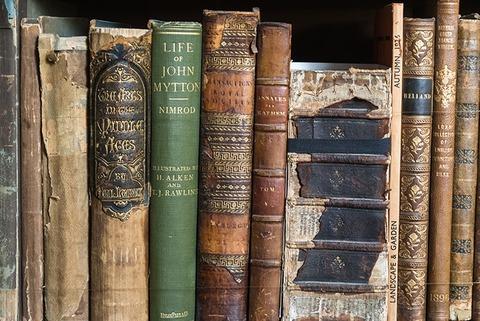 ブログ用 古い本