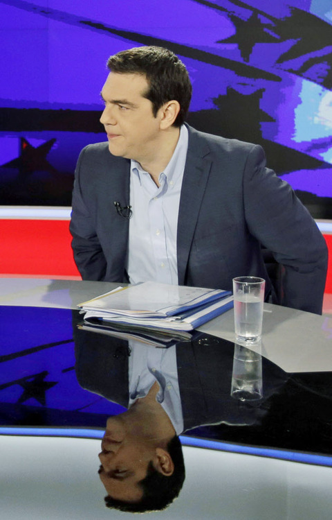 ブログ用 ギリシャ首相