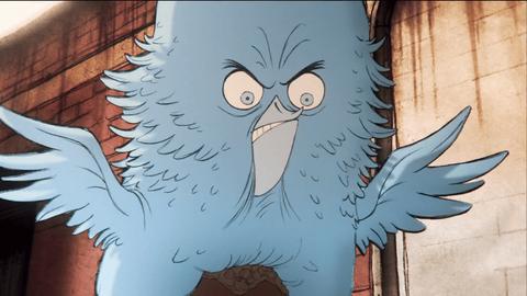 ブログ用 怖いTwitterの青い鳥