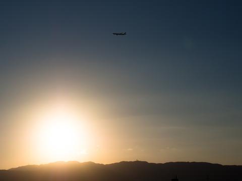 ブログ用 飛行機