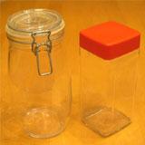 小さな保存瓶