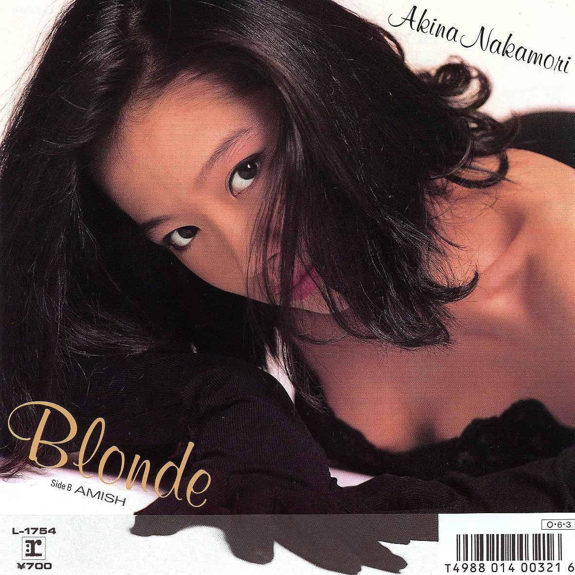 Blonde中森明菜