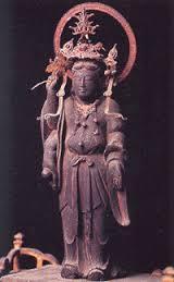 福田寺女神像