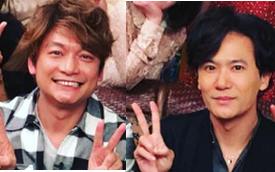 吾郎&慎吾