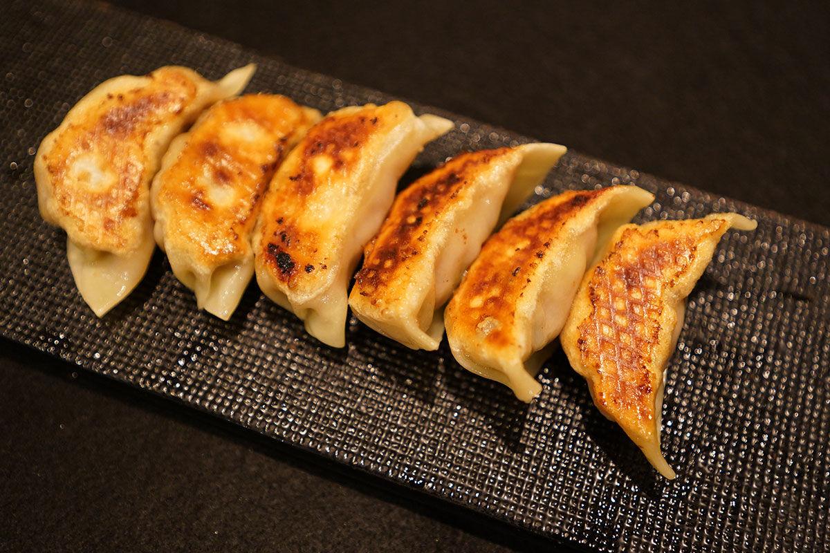 焼き餃子1