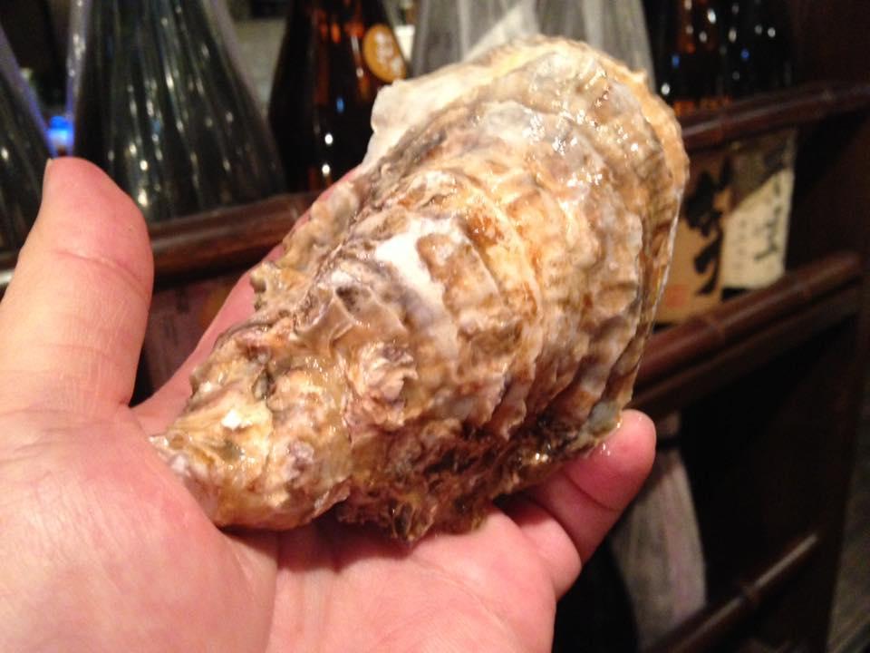 岩牡蠣乙女