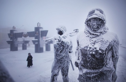 【気温-40度】自転車で極寒の地オイミャコンを目指していた日本人学生4人、無事保護される