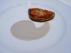 秋のキノコ類のパイ包み(ショーソン仕立て)
