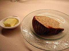 ナチュールサワダの特注パン