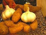 アリゴのジャガイモとニンイク
