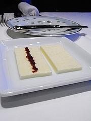 バター ハイビスカスと塩を混ぜた粉末