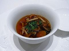 フォアグラの茶碗蒸し仕立て