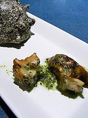 アミューズ 佐渡の牡蠣