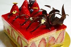 ロン・トのケーキ