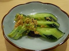 胡瓜とブロッコリーの味噌漬け