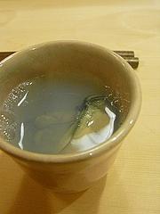 牡蠣の小吸い物