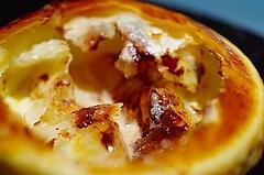 リンゴのパイ包み焼き
