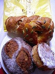 パン焼き小屋 エクリュ