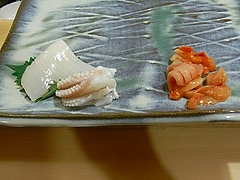 赤貝(大分) アカイカ(ケンサキイカ)