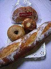 オリザのパン@松本