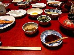 朝食@京の宿 石原