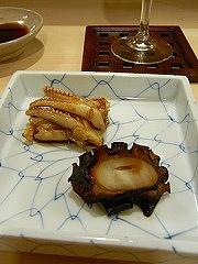 千葉県富津タコの桜煮と長崎アカイカの下足