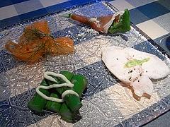 サン・レザン 前菜
